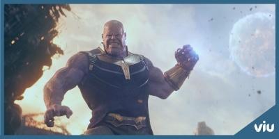 Você pode brincar de Thanos no buscador do Google