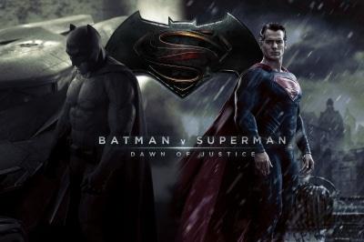 Novo trailer de Batman vs. Superman: A Origem da Justiça é adrenalina pura