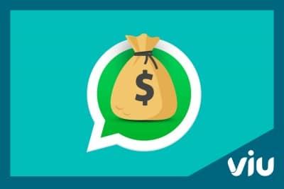 Transferência de dinheiro via WhatsApp deve chegar em breve ao Brasil