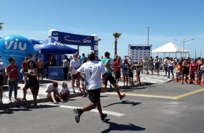 Tramandaí recebe a primeira etapa do Circuito Viu Sesc de Corridas